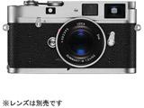 ライカ M-A(Typ 127)【ボディ(レンズ別売)】(シルバークローム)