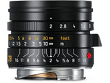 ズミクロンM f2/28mm ASPH. ブラック 11672 [ライカMマウント] 広角レンズ(MFレンズ)