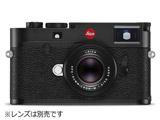 ライカM10 ボディ ブラッククローム 20000 [ライカMマウント] レンジファインダーカメラ