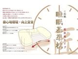 睡眠基準枕 匠(低反発タイプ/高め/ベージュ)