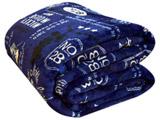 Disney 洗える 敷きパッド【クラシックミッキー】 100×205cm シングルサイズ