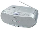 CDラジカセ(ラジオ+CD+カセットテープ) CFD-RS501【ワイドFM対応】