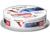 録画用DVD-R 1-16倍速 20枚 CPRM対応 【インクジェットプリンタ対応】 20DMR12MLPP