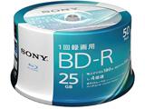 50BNR1VJPP4  録画用 BD-R Ver.1.2 1-4倍速 25GB 50枚【インクジェットプリンタ対応】