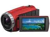 HDR-CX680 ビデオカメラ レッド [フルハイビジョン対応]