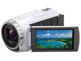 Handycam HDR-CX680 W ホワイト [64GB] フルハイビジョンビデオカメラ ハンディカム