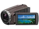 Handycam HDR-PJ680 TI ブロンズブラウン [64GB] プロジェクター内蔵フルハイビジョンビデオカメラ ハンディカム