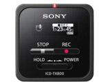 ICD-TX800 ICレコーダー ブラック [16GB]