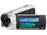 Handycam HDR-CX470 W ホワイト [32GB] フルハイビジョンビデオカメラ ハンディカム