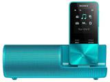 ウォークマン WALKMAN S310シリーズ スピーカー付属 NW-S313K LC ブルー [4GB ]