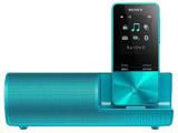 デジタルオーディオプレーヤー WALKMAN S310シリーズ (ブルー/16GB) NW-S315K LC スピーカー付属【ワイドFM対応】