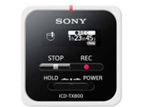 ICD-TX800 ICレコーダー ホワイト [16GB]