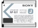 リチャージャブルバッテリーパック NP-BJ1