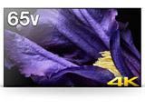 【在庫限り】 65V型 4K対応有機ELテレビ ブラビア BRAVIA KJ-65A9F [X1 Ultimateプロセッサー搭載] 【買い替え10800pt】