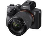 ソニー(SONY) α7III【レンズキット】ILCE-7M3K/ミラーレス一眼カメラ