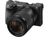 α6500 高倍率ズームレンズキット ブラック ILCE-6500M [ソニーEマウント(APS-C)] ミラーレス一眼カメラ