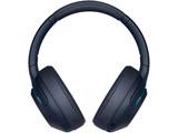 WH-XB900N LC(ブルー) ノイズキャンセリング対応 ブルートゥースヘッドホン [Bluetooth/リモコン・マイク対応]