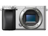 α6400 ボディ ILCE-6400-S シルバー [ソニーEマウント(APS-C)] ミラーレスカメラ