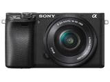 α6400 パワーズームレンズキット ILCE-6400L-B ブラック [ソニーEマウント(APS-C)] ミラーレスカメラ
