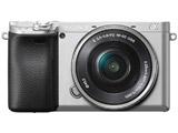 α6400 パワーズームレンズキット ILCE-6400L-S シルバー [ソニーEマウント(APS-C)] ミラーレスカメラ