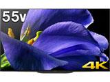 BRAVIA KJ-55A9G 55V型4K対応有機ELテレビ ブラビア [BS・CS 4Kチューナー内蔵] 【買い替え6480pt】