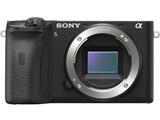 α6600 ボディ ブラック ILCE-6600 [ソニーEマウント(APS-C)] ミラーレス一眼カメラ
