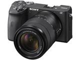α6600 高倍率ズームレンズキット ブラック ILCE-6600M [ソニーEマウント(APS-C)] ミラーレス一眼カメラ
