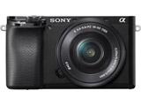 α6100 パワーズームレンズキット ILCE-6100L B ブラック [ソニーEマウント(APS-C)] ミラーレスカメラ