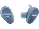 フルワイヤレスイヤホン  ブルー WF-SP800N LM [リモコン・マイク対応 /ワイヤレス(左右分離) /Bluetooth]