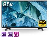 液晶テレビ KJ-85Z9H  [85V型 /8K対応 /BS 8Kチューナー内蔵 /YouTube対応] 【買い替え50000pt】