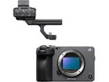 【新製品】Cinema Lineシリーズ最小・最軽量のフルサイズセンサー搭載カメラ「FX3」登場!