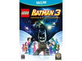【在庫限り】 LEGO バットマン3 ザ・ゲーム ゴッサムから宇宙へ 【Wii Uゲームソフト】