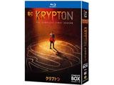クリプトン <シーズン1> ブルーレイ コンプリート・ボックス BD