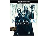 マトリックス リローデッド 日本語吹替追加4KUHD+デジタルリマスター BD