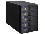 裸族のインテリジェントビル5Bay USB3.0+eSATAコンボ Ver.2 (CRIB535EU3V2)