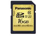 RP-SDUC16GJK SDHC メモリーカード(16GB/UHS-I/Class10/最大転送速度90MB/秒) 【SDカード】
