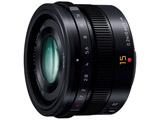 カメラレンズ LEICA DG SUMMILUX 15mm/F1.7 ASPH.【マイクロフォーサーズマウント】(ブラック)