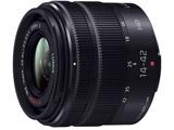 カメラレンズ LUMIX G VARIO 14-42mm/F3.5-5.6 II ASPH./MEGA O.I.S.【マイクロフォーサーズマウント】 -KA(ブラック)