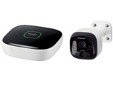KX-HJC100K ネットワークカメラ スマ@ホーム システム ホワイト [暗視対応 /無線 /屋外対応]