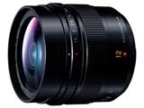 カメラレンズ LEICA DG SUMMILUX 12mm/F1.4 ASPH.【マイクロフォーサーズマウント】(ブラック)
