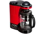 NC-R400 コーヒーメーカー パナソニック レッド [ミル付き]