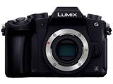DMC-G8-K ミラーレス一眼カメラ LUMIX G8 ブラック [ボディ単体]
