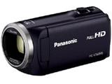 【在庫限り】 SD対応 16GBメモリー内蔵フルハイビジョンビデオカメラ(ブラック) HC-V360MS-K