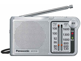 FM/AM 携帯ラジオ RF-P155