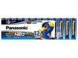【単3形】12本 アルカリ乾電池 「エボルタネオ」  LR6NJ/12SW