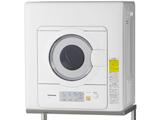 NHD503-W 衣類乾燥機 ホワイト [乾燥容量5.0kg]