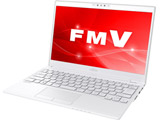 モバイルノートPC LIFEBOOK UH75/C3 FMVU75C3W アーバンホワイト [Win10 Home・Core i5・13.3インチ・Office付き]