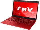 【在庫限り】 FMVU75C3R ノートパソコン LIFEBOOK UH75/C3 ガーネットレッド [13.3型 /intel Core i5 /SSD:256GB /メモリ:4GB /2018年11月モデル