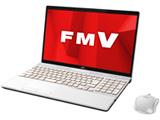 ノートPC LIFEBOOK AH77/D1 FMVA77D1W プレミアムホワイト [Core i7・15.6インチ・Office付き・HDD 1TB・メモリ 8GB]