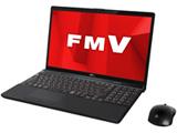 ノートPC LIFEBOOK AH53/D1 FMVA53D1B ブライトブラック [Core i7・15.6インチ・Office付き・HDD 1TB・メモリ 8GB]